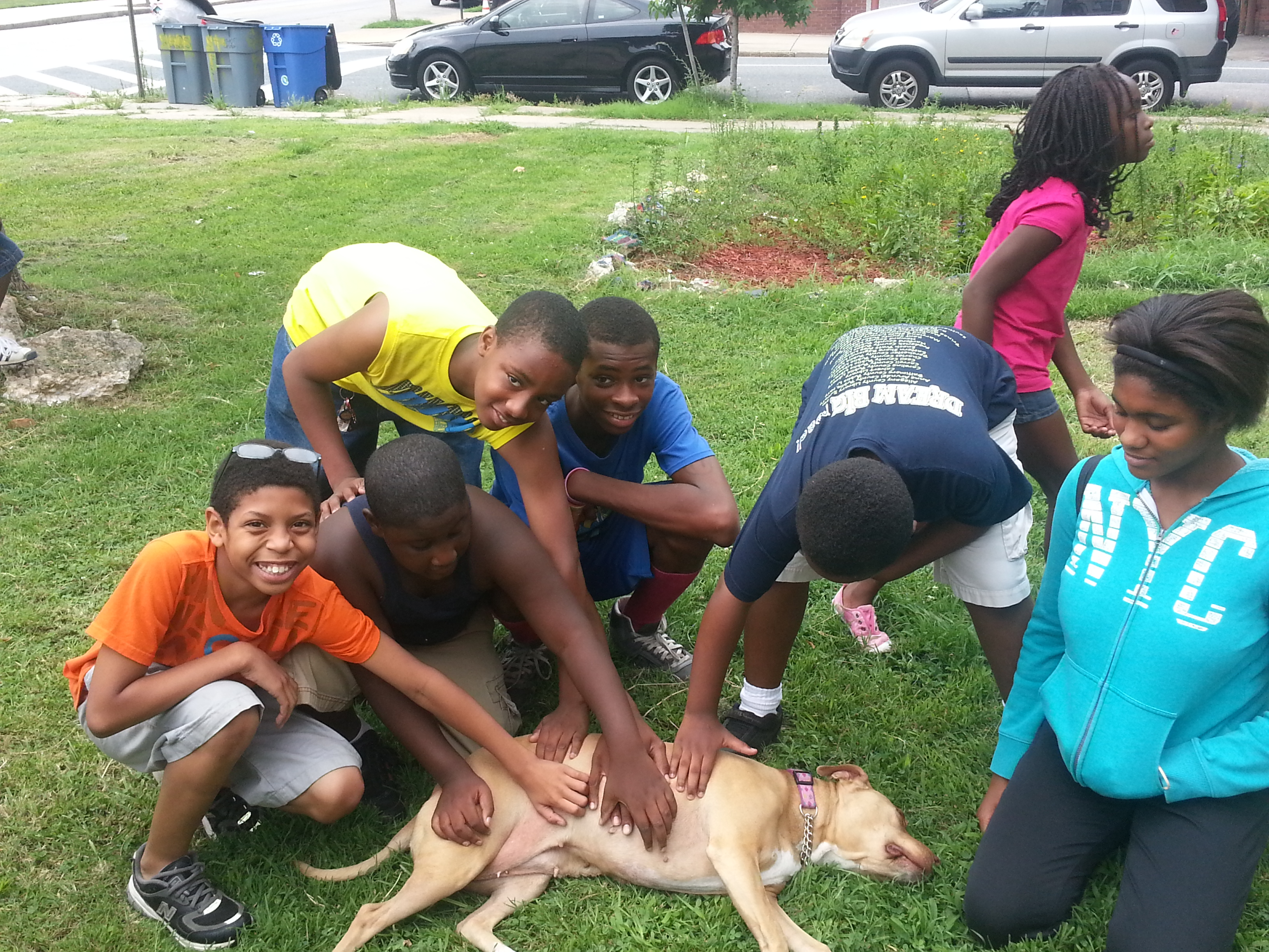Summer of Service Excursion