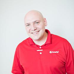 Fletcher McMeen, Director of Sponsorships