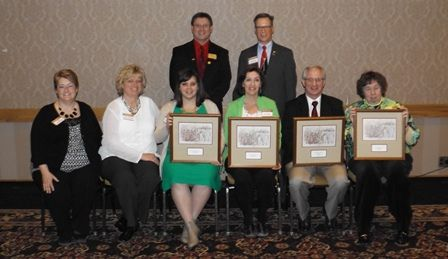 Governor's Awards for History Presented