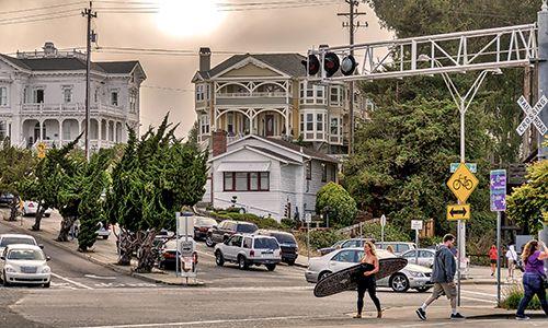 Homes in Santa Cruz County