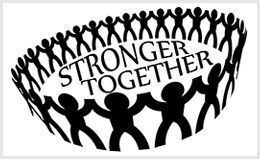 New monthly workshops: Stronger Together