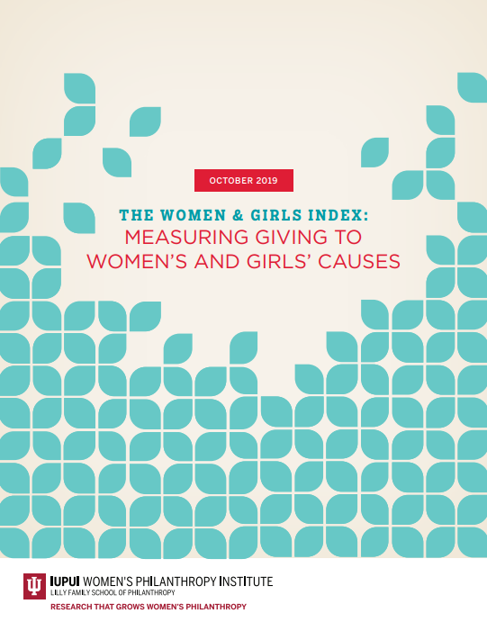 Measuring Giving to Women's and Girls' Causes