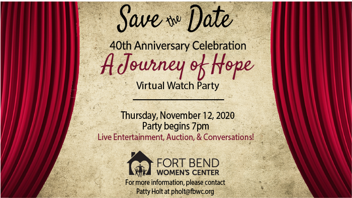 A Journey Of Hope - 40th Anniversary Celebration