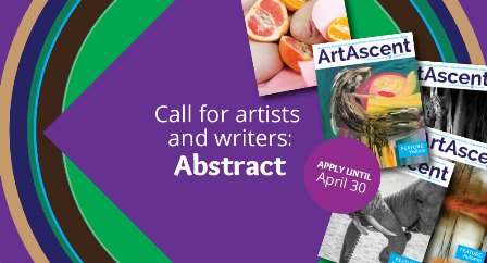 """Call For Submissions: """"Abstract"""" International Call - Art & Literature Journal"""