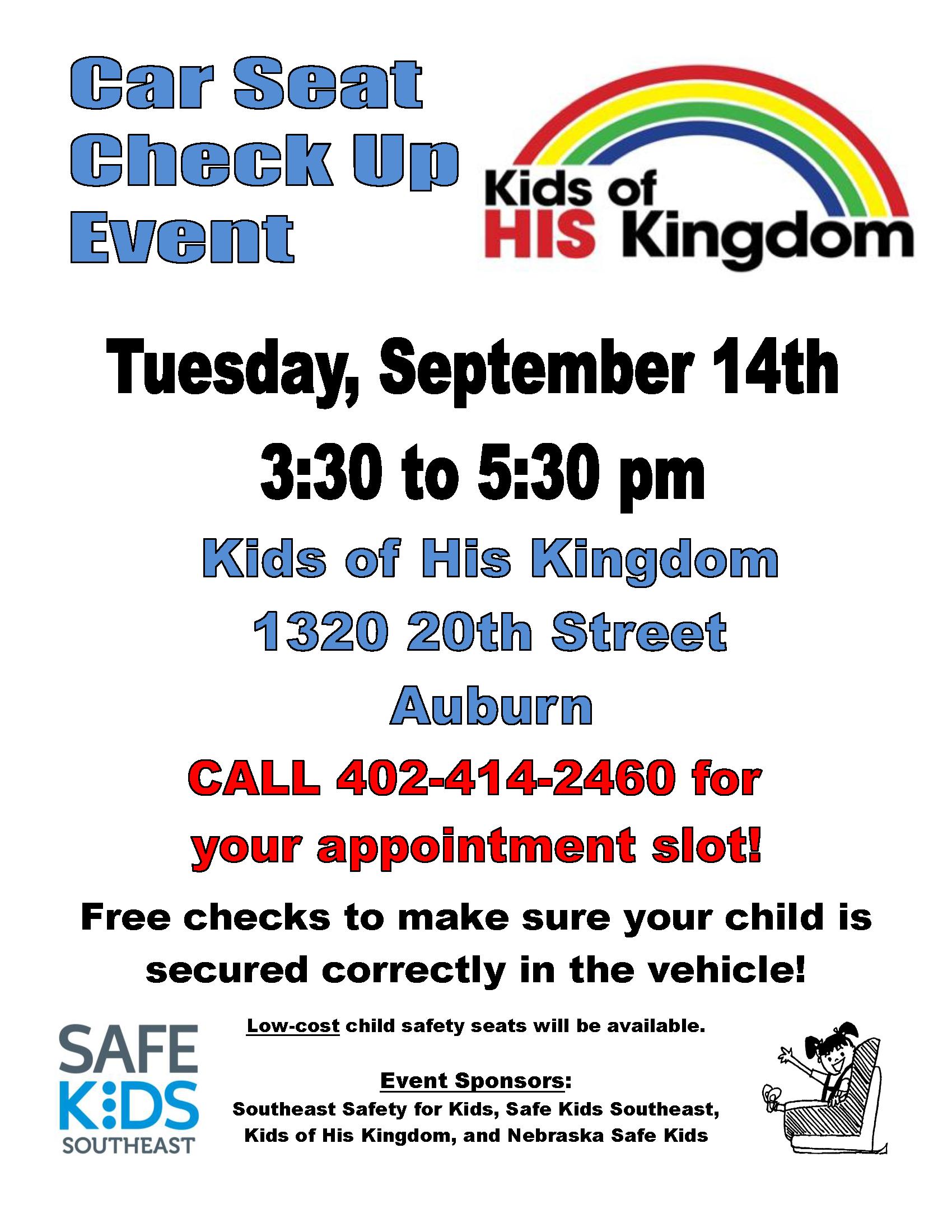 Kids of His Kingdom Childcare Center