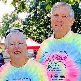 Kathy & Gary Bussing