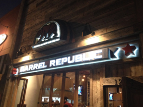 Barrel Republic (Night)