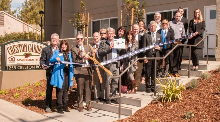 Peoples' Self-Help Housing celebrates completion of Creston Garden Apartments