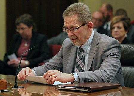 Douglas Stack, City Attorney North Platte