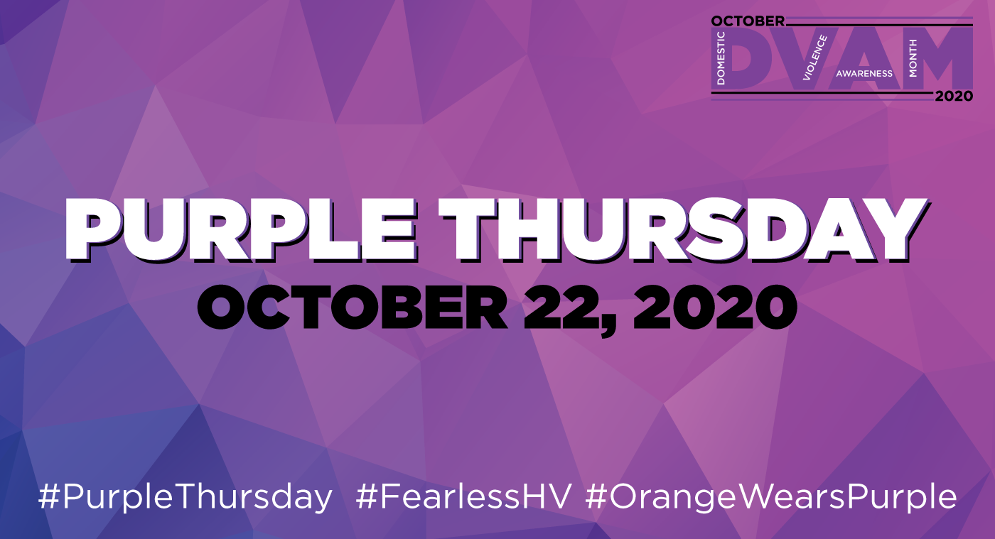 Orange Wears Purple