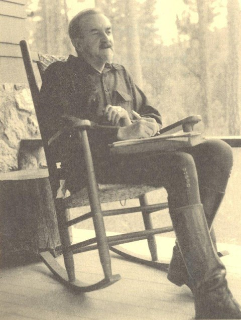 July 2015 - South Dakota's first Poet Laureate Captured Life in the American West