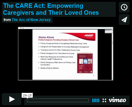 The CARE Act