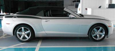 Chevy Camaro Custom Striping