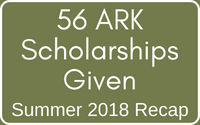 2018 ARK scholarships #
