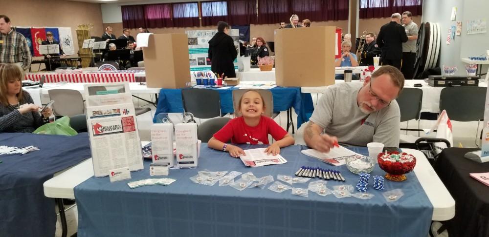 St. James Veterans Resource Fair
