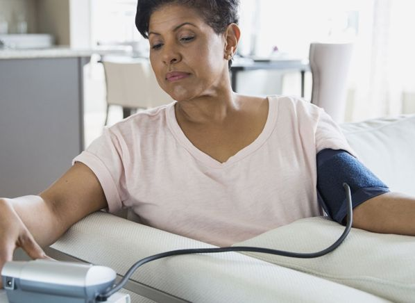 Study: High Blood Pressure Could Contribute To Alzheimer's Disease