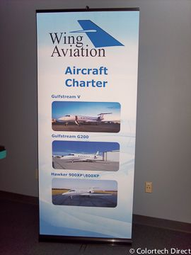 Wing Aviation Stand