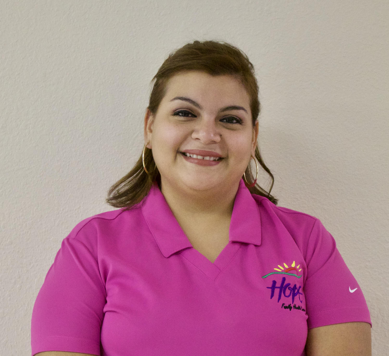 Illse Purata, Si Texas Project Assistant Director