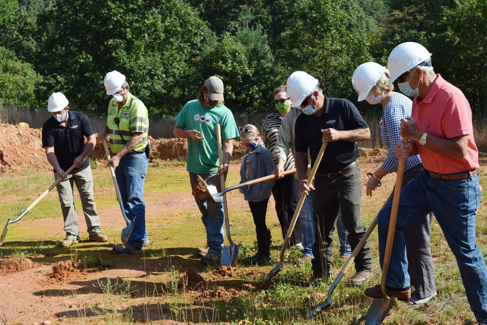 New Habitat community breaks ground in Waynesville