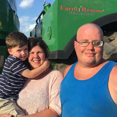 Trevor, Emily & Jarod Wigen