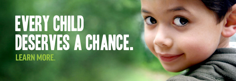 Every Child Deserves a Chance