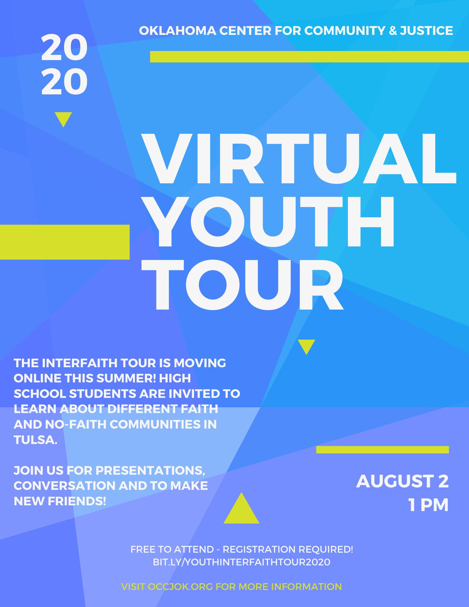 Youth Interfaith Tour