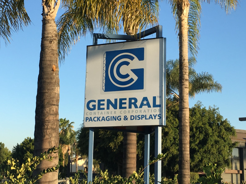 Pylon Sign Panels | Buena Park CA