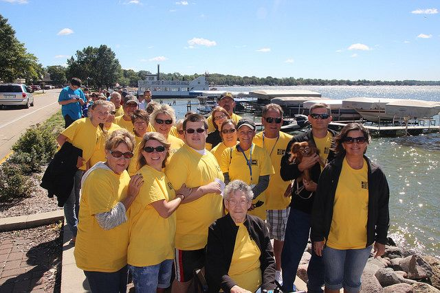 48th Annual Benefit Walk to Celebrate One Vision CommUNITY