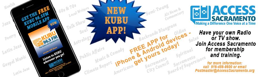 New KUBU Mobile App