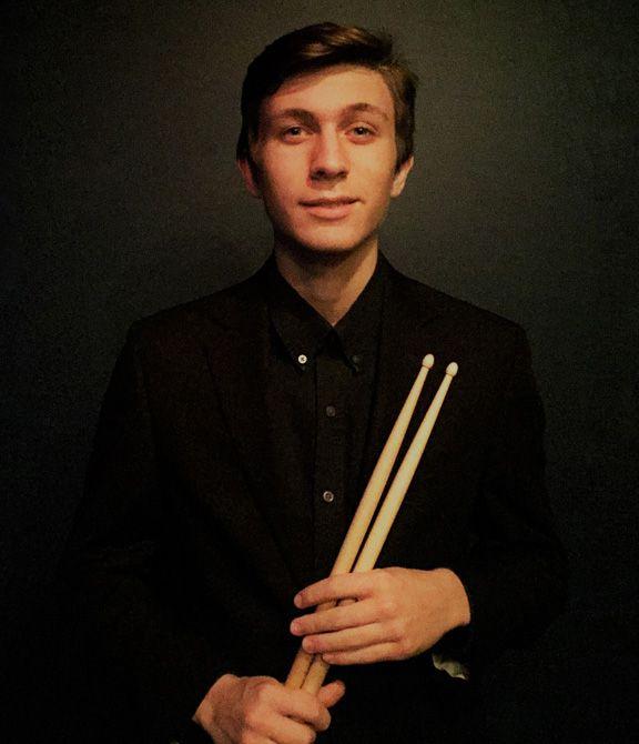 Robert Lenau, percussion
