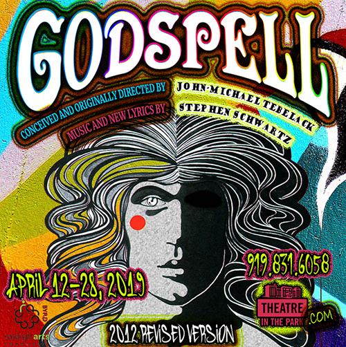 Godspell by Stephen Schwartz