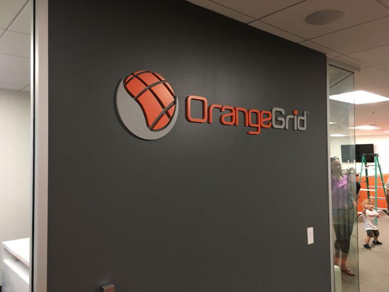 Office Wall Logo
