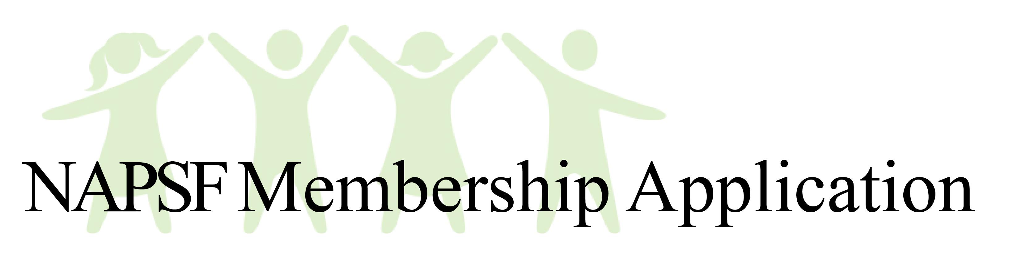 DON'TUSE2018-19 NAPSF Membership Drive