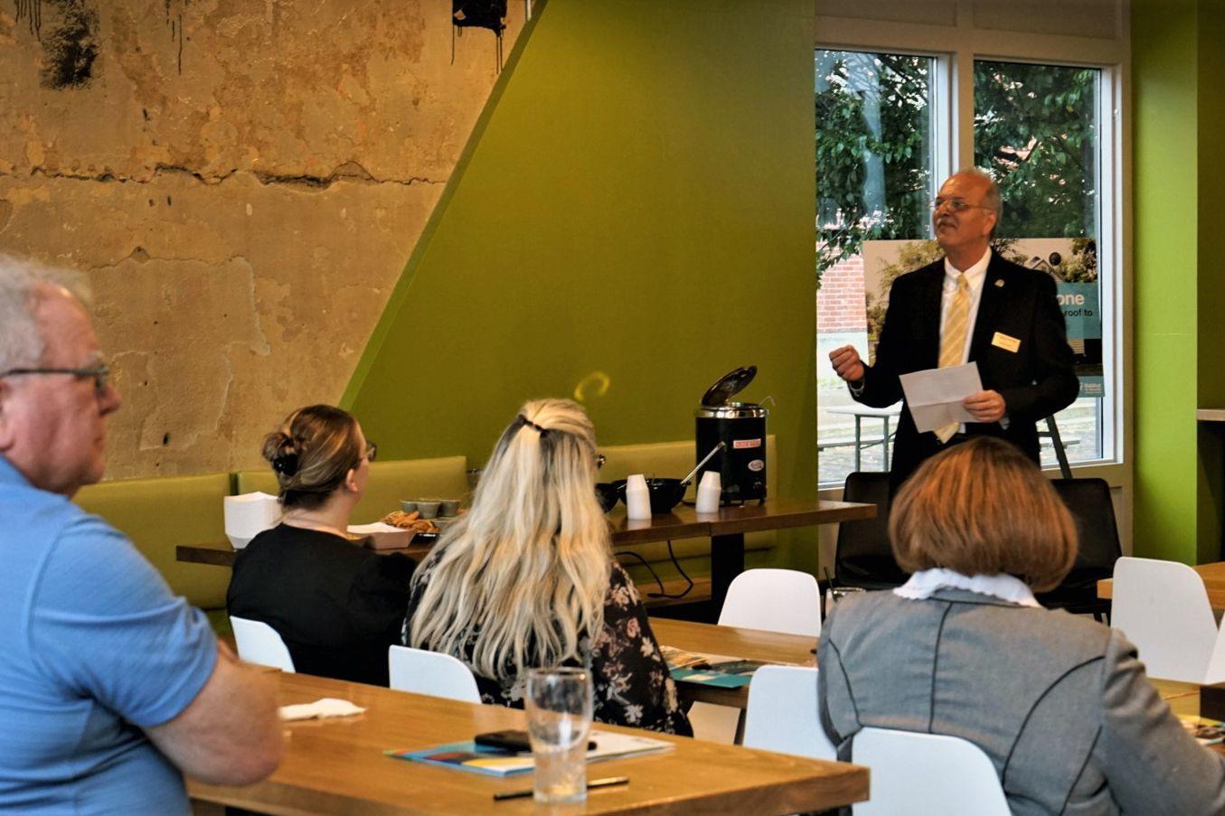 Springfield Event Cements Dayton Habitat's Presence in Clark County