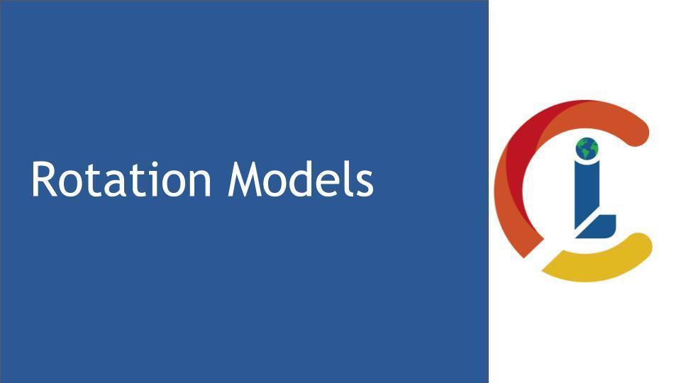 Rotation Models