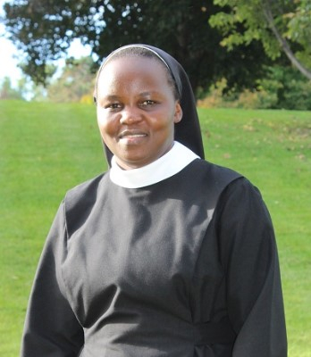 Sister of the Month- Sr. Inviolata Mukhaabi December 2015