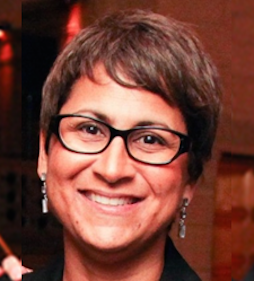 Gina Lucas, Chief Executive Officer
