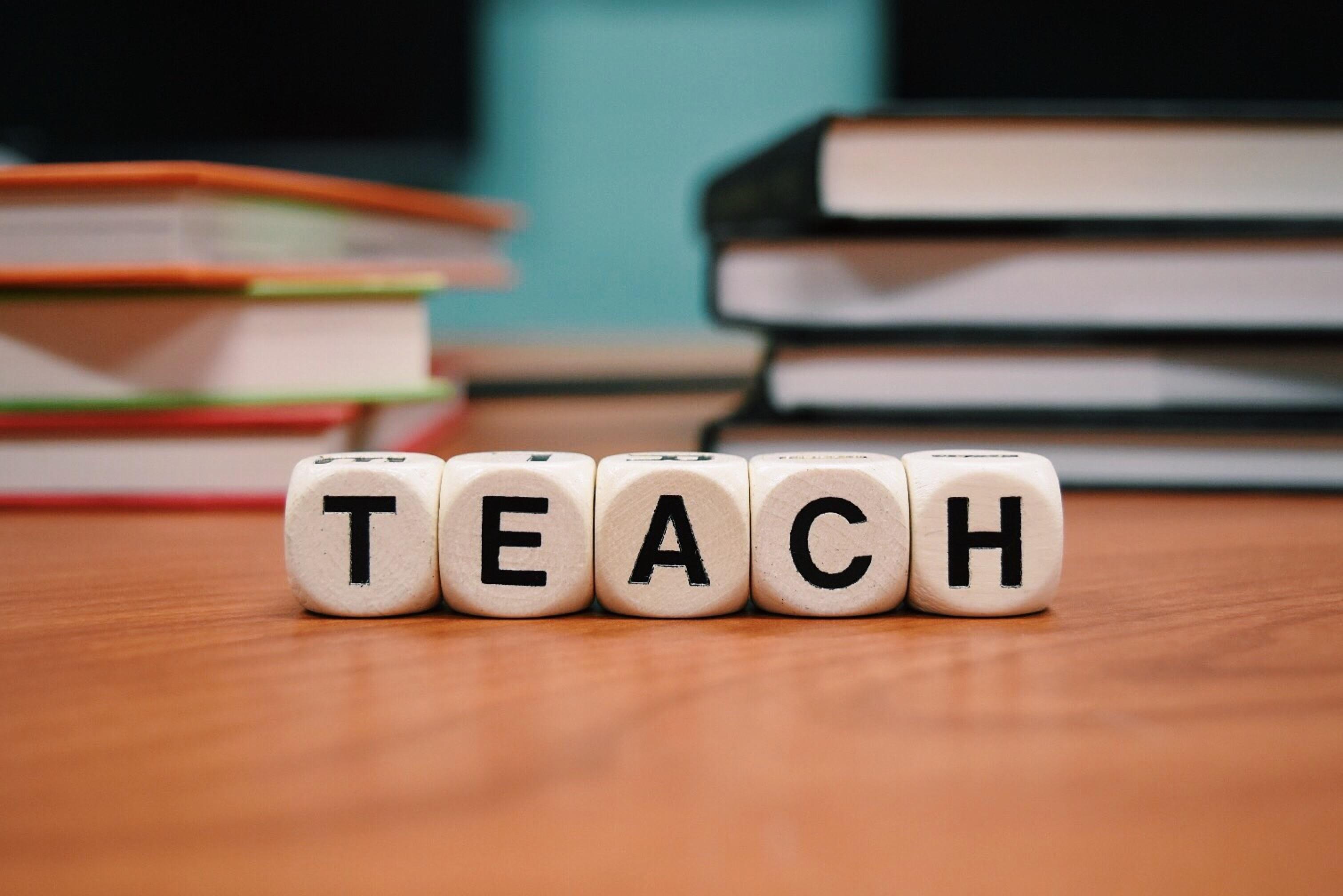 Teach Graphic