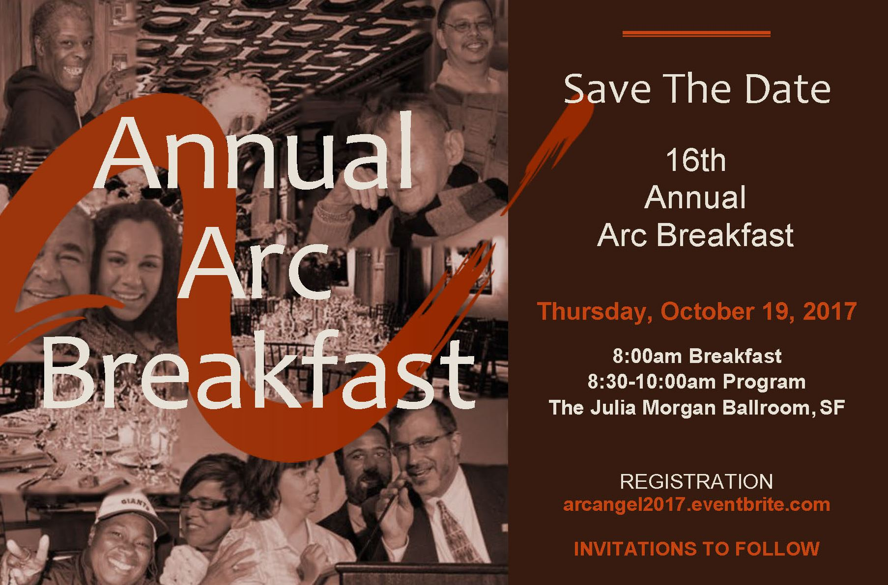 2017 Annual Arc Breakfast