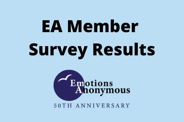 Member Survey shows Correlation between EA program and Better Mental Health