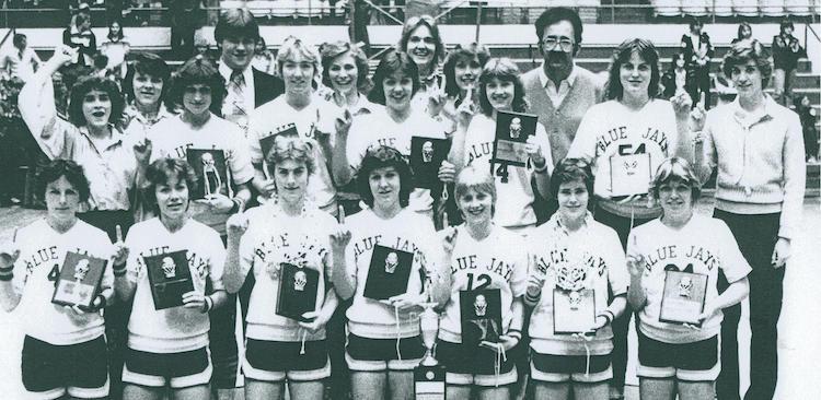 Delphos 1980 Team