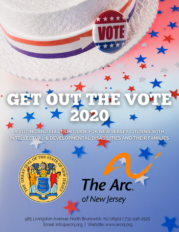 Click the image to download a copy of the 2020 Get Out the Vote Guide