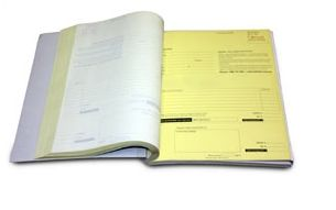 Carbonless (NCR) Forms Quote