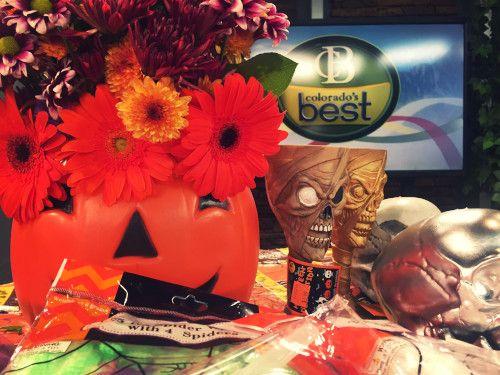 Goodwill Denver DIY Halloween Décor on Colorado's Best