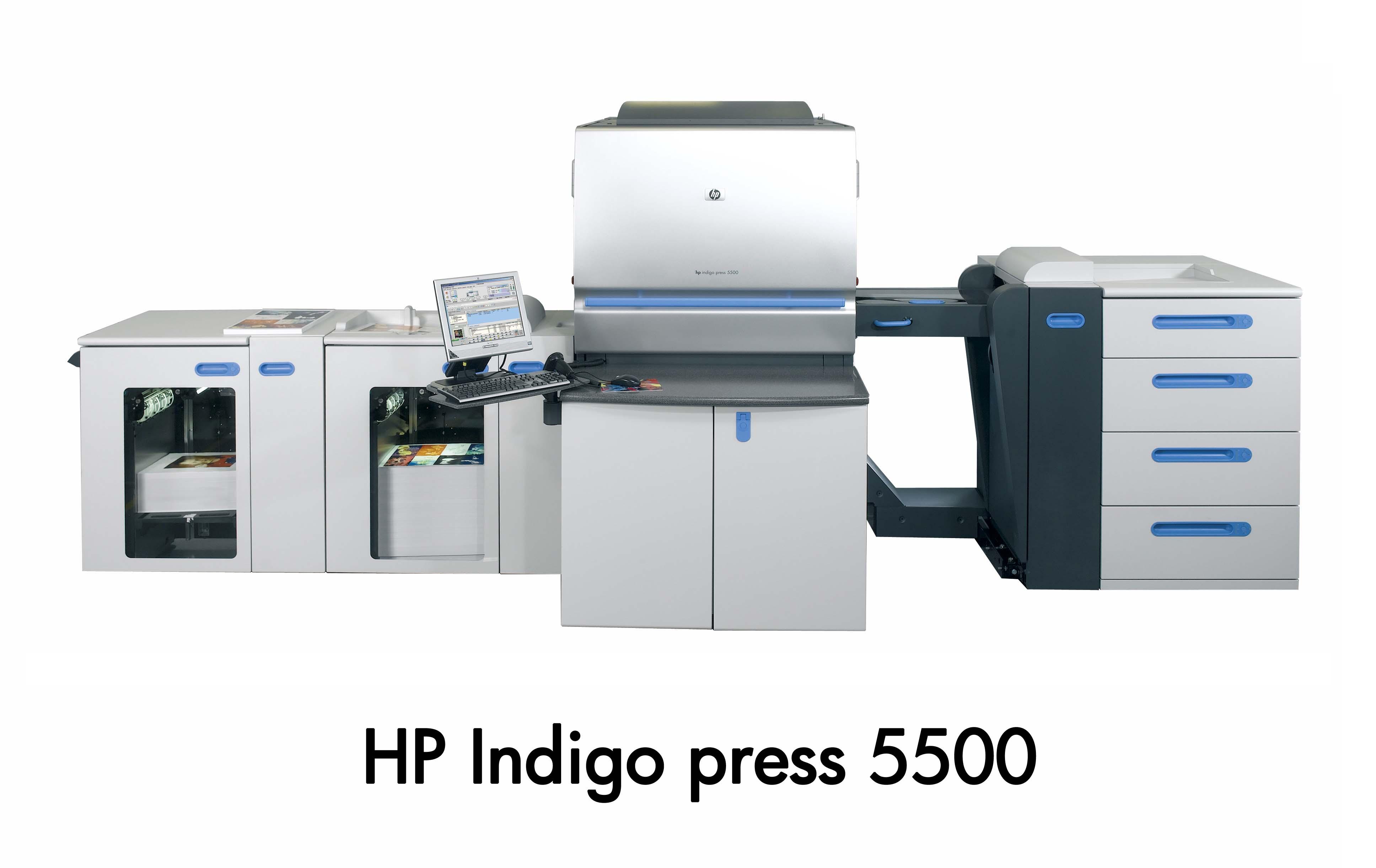 Indigo 5500 Digital Press