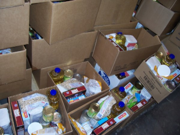 Good samaritan ministries what we do christmas food boxes