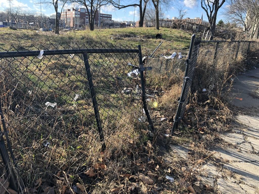 Charlestown Terminal Street Cleanup