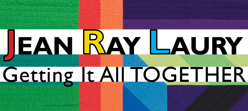 Jean Ray Laury: Getting It All Together