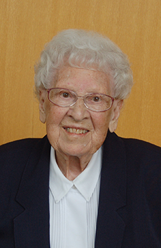 Sister Rose Schweitzer, OSB - November 2, 2014
