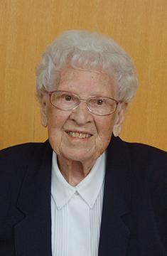 Sister Rose Schweitzer, OSB - November 2, 2014